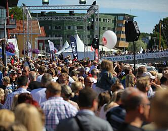 Nytt båtrace i Tønsberg