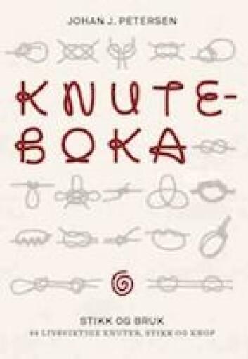BOK: Johan J. Petersen har lansert Knuteboka (Stikk og bruk)