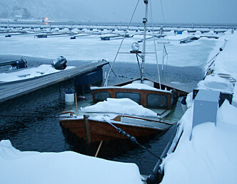 Tid for å sjekke båten