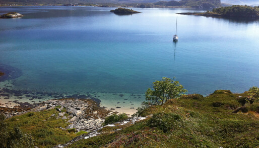 Franskmenn leide båt i Tromsø