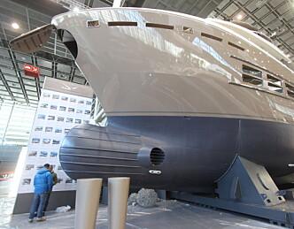 Norsk inspirert Explorer-yacht