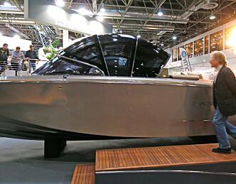 Spacet båtkalesje