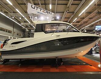 Nå lanseres Uttern C77