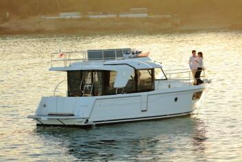 Kragstad har stor tro på Beneteau Swift Trawler 30.