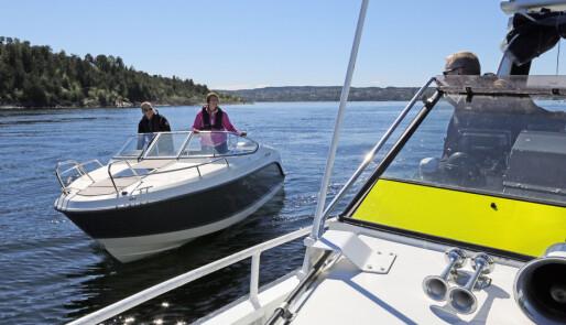 Eldre menn i åpne båter dominerer statistikken