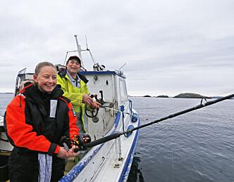 På tur med Haugesund Havfiskeklubb
