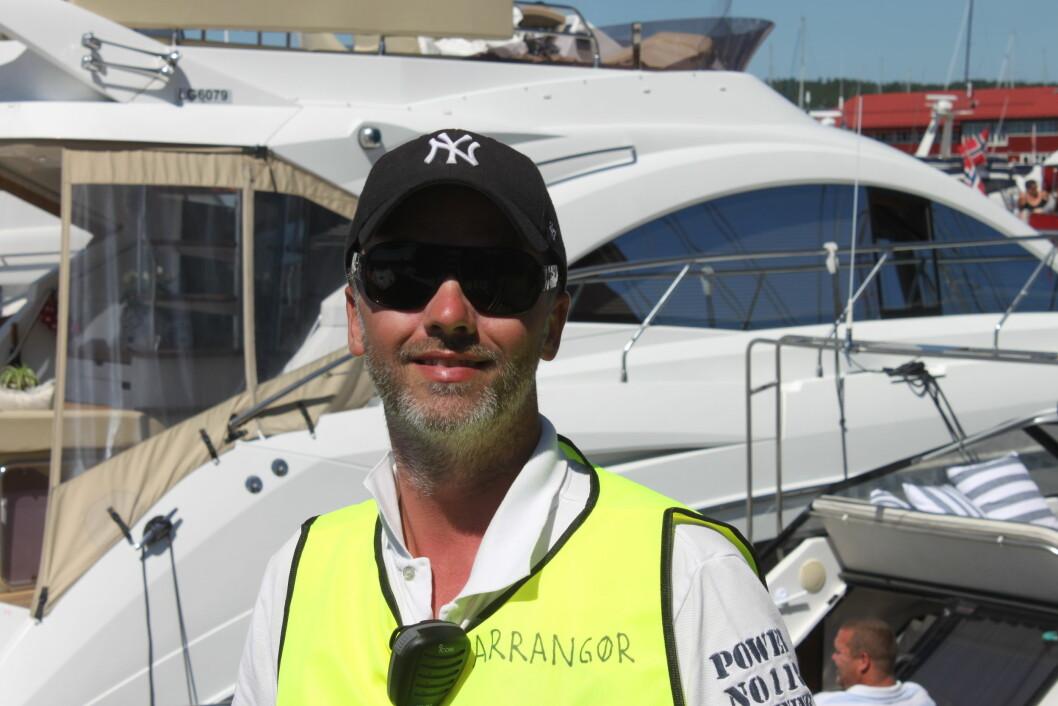 MOT PÅBUD: Båtfolk på Facebook støtter ikke vestpåbudet, opplyser administrator Vegar Flo i Facebook-gruppen.