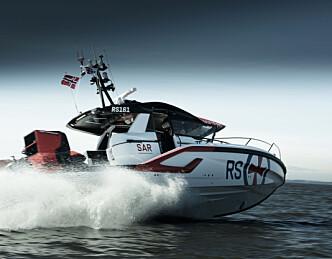 Norges raskeste redningsskøyte