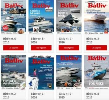 Båtlivs magasinarkiv fra 2006