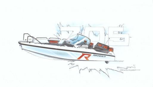 Nordkapp med ny aluminiumsbåt