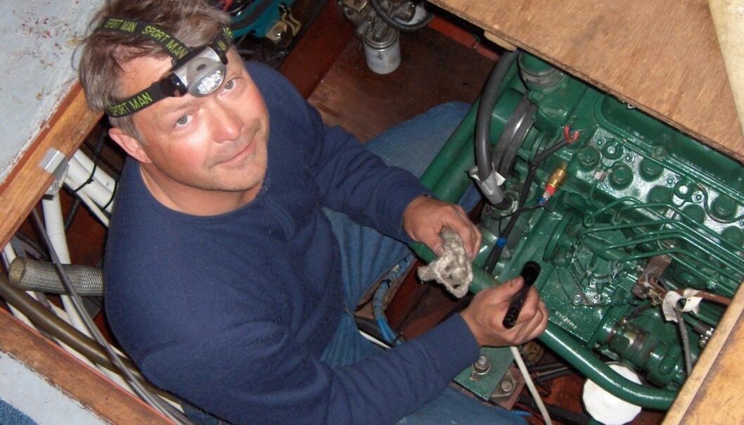 Vårpusstips: Klargjøring av motoren