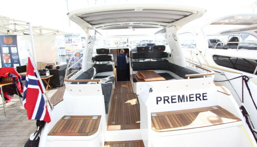 Ny Sun Cruiser fra Marex
