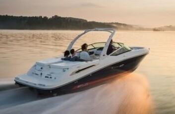 SEA RAY 250 SLX BOW RIDER