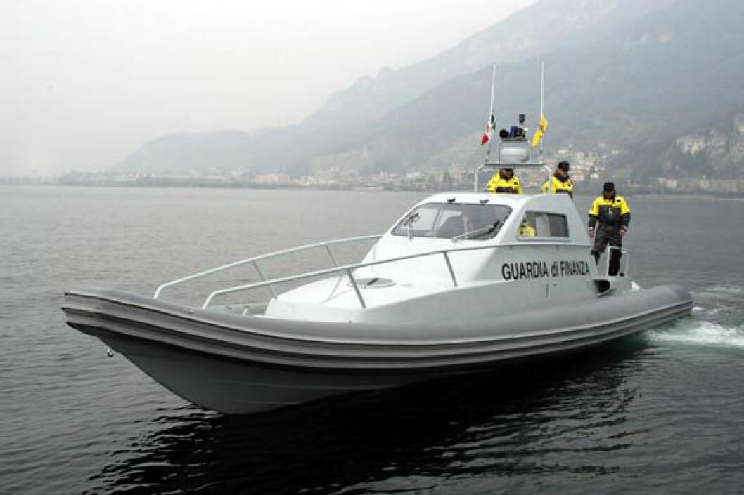Bergenspolitiet velger eksotisk italiener