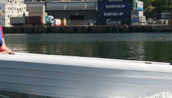 Stor interesse for små båter med el-drift
