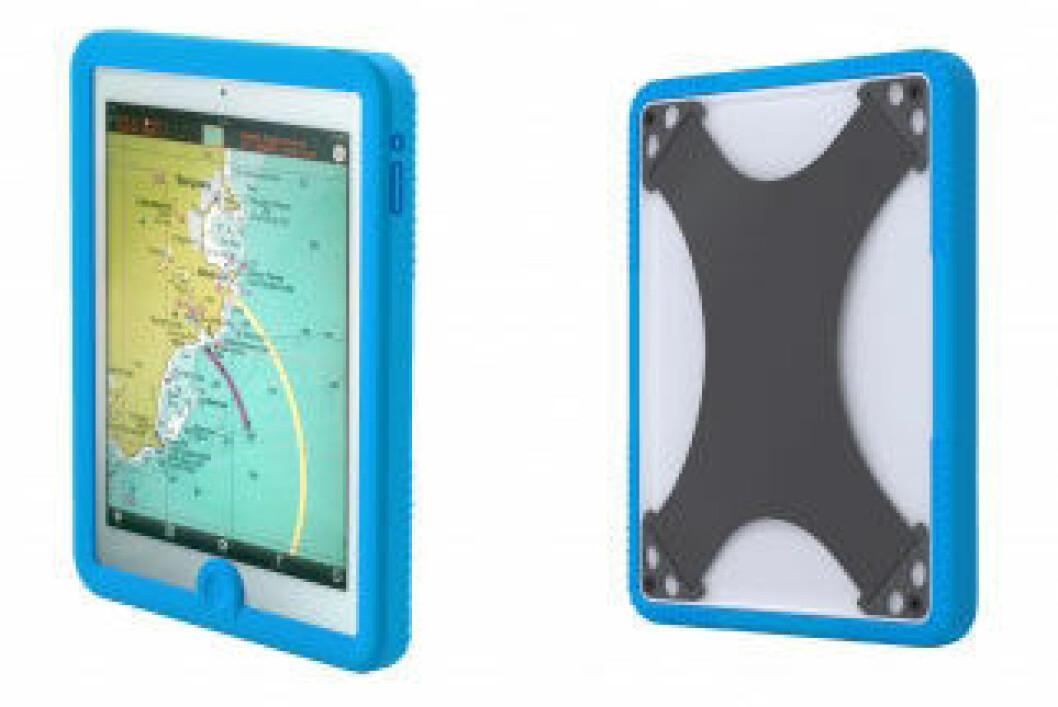 iPad-deksel for båtbruk