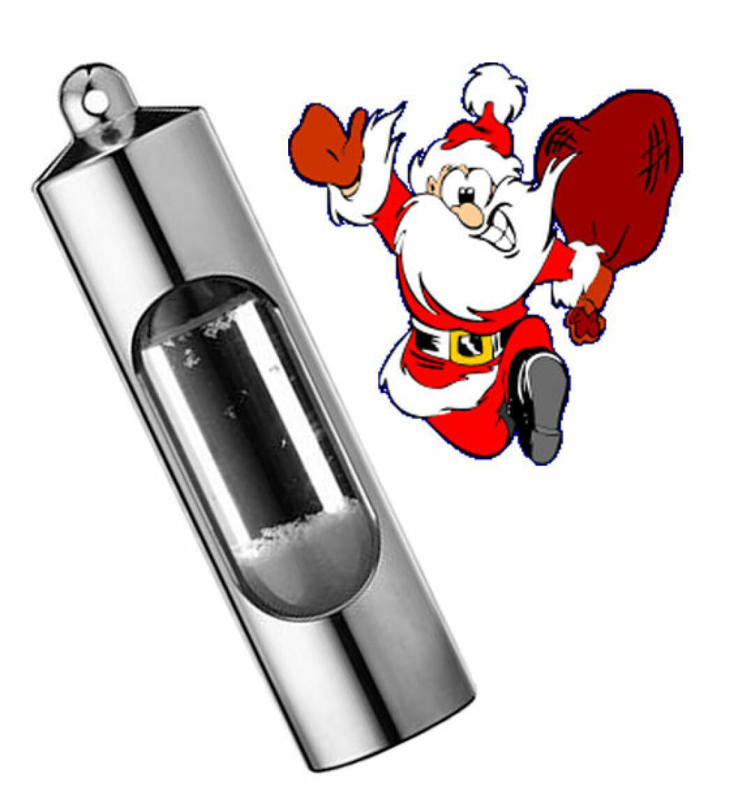 Dagens julegavetips: En annerledes værstasjon