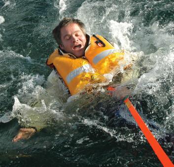 TILTAK: Påbud av bruk av redningsvest snudde ikke drukningsstatistikken.