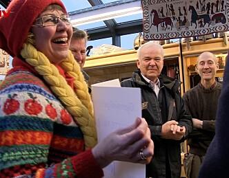 1,2 millioner i julegave til vikingskip