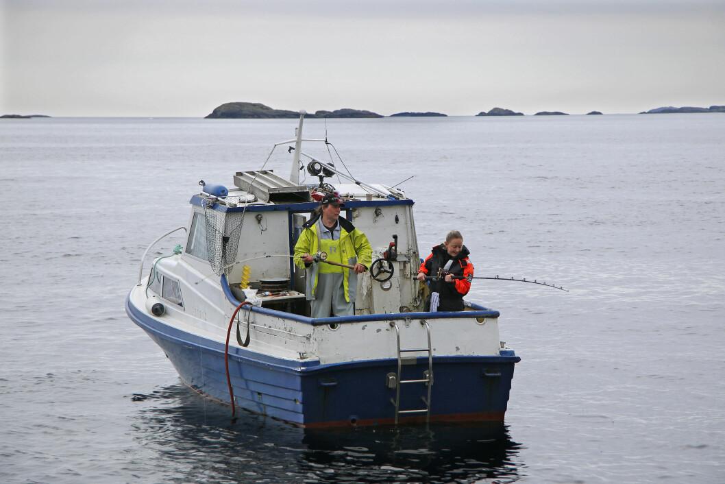 FRITIDSFISKE: Fiske er mer enn matauk i norsk kultur. Nå skal fritidsfisket kartlegges.