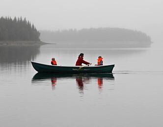 Frihet med båt & henger