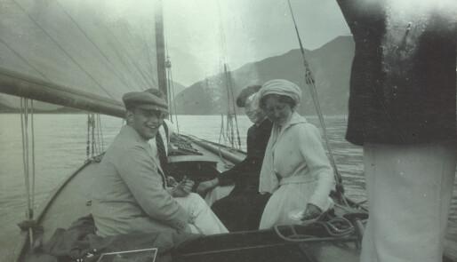 Fra seil til hurtiggående luksusbåter
