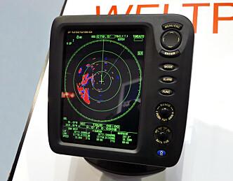 Ny kompakt-radar fra Furuno