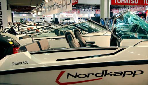 Norske linjer preger finsk båtmesse