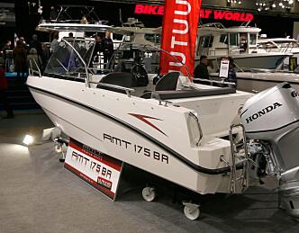 Liten båt med store løsninger