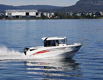 Bedre sjøbåt fra Beneteau
