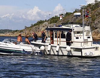 Slik toller du inn båten