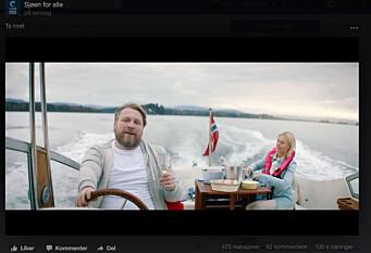 Vi bør se gleden med båtlivet, ikke et skremselsbilde