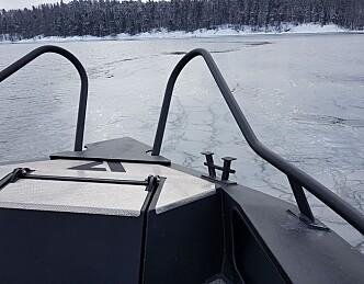 Ny norsk metallbåt
