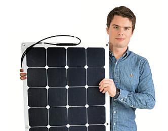 Solcellepanel blir stadig billigere