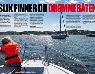 Suksess med VG Båt