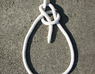 Skal du kunne bare én knute bør det være denne