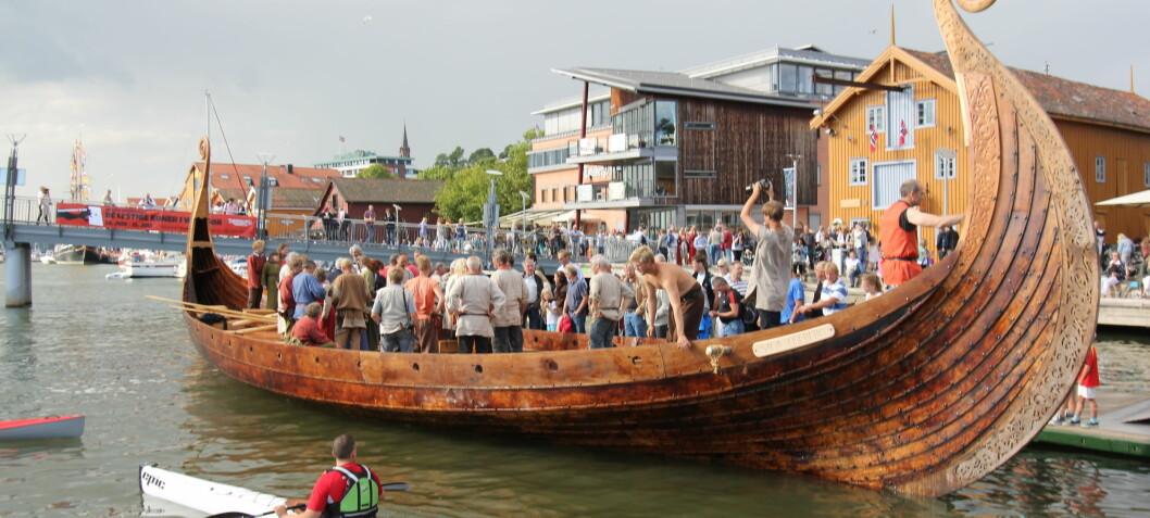 Saga Oseberg får lov til å seile igjen - midlertidig