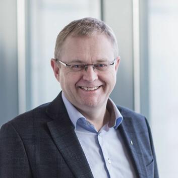 DAG INGE AARHUS: Kommunikasjondirektør i Sjøfartsdirektoratet.