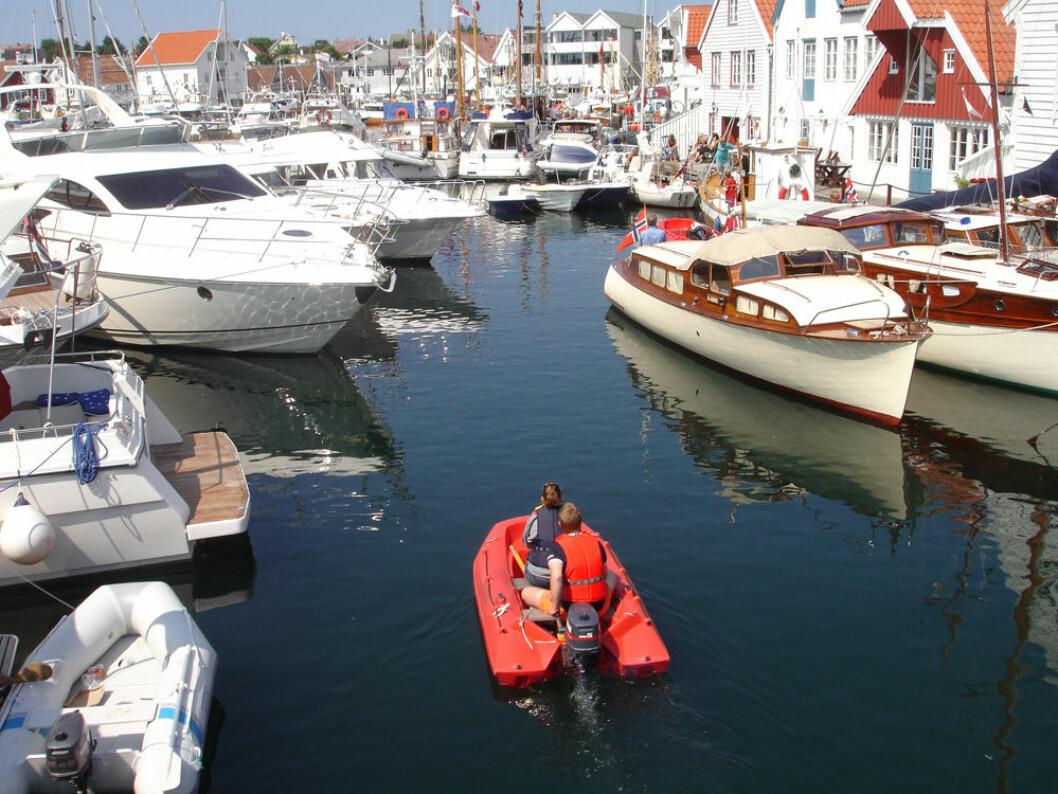 VALGETS KVALER: Hvilket parti skal du velge for den beste båt-politikken?