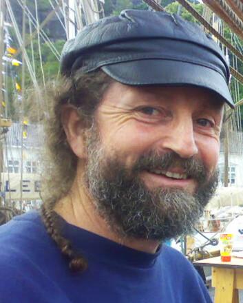 JEPPE JUL NIELSEN: - Dårlig sjømannskap, mener han.