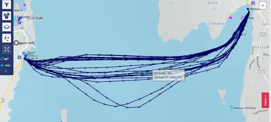 – Bastøfergen viste dårlig sjømannskap