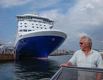 Tjener gode penger på båten i sommer