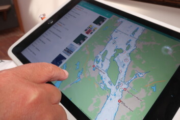 ENKELT: Det er langt inn informasjon om havner, og brukere kan fylle på med mer om ønskelig.
