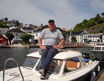 Båtlivets Dag i sommervær