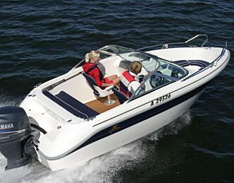 Populær finsk familiebåt