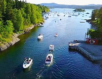 Endelig båtsommer i Oslofjorden