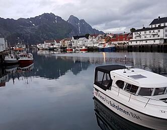 Nordlendinger på båttoppen