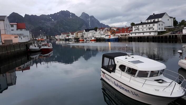 Henningsvær i Lofoten
