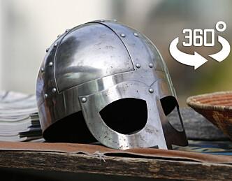 Bygger vikingtidens vogntog