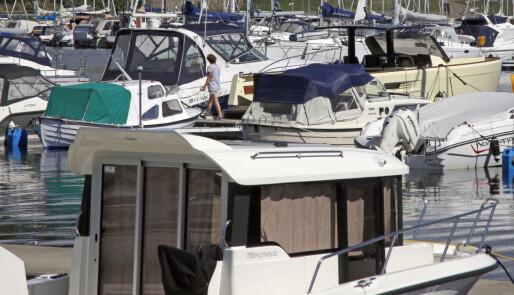 Laber interesse for småbåtregister
